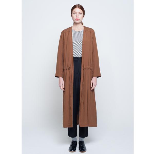 First Rite Coat Dress Amber