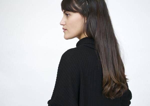 LNA Oversized Turtleneck Sweater
