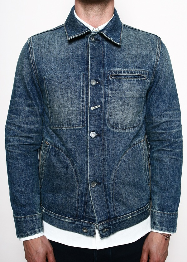 Men's Rogue Territory Denim Supply Jacket