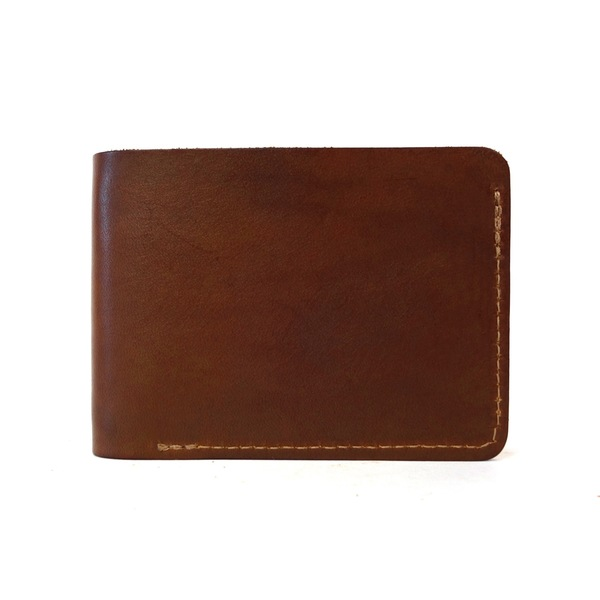 Donovan Bifold Wallet | Saddle Tan