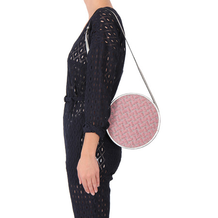 Rachel Comey Embroidered Circle Bag