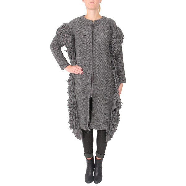 Rachel Comey Fringe Coat