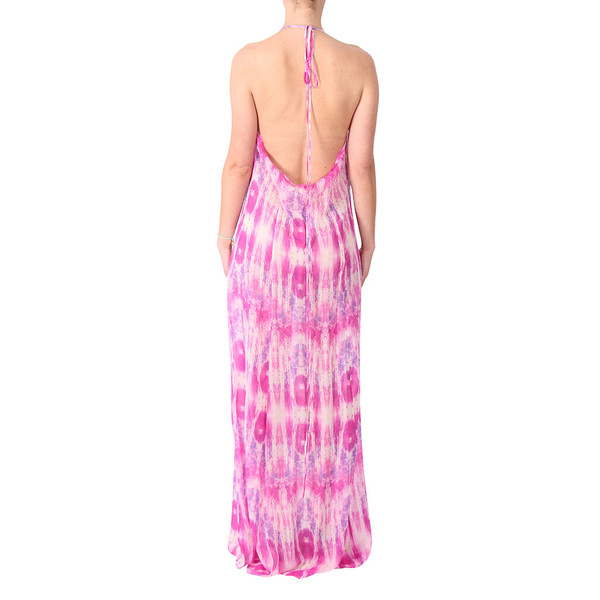 LOVESHACKFANCY Beach Slip Maxi Dress