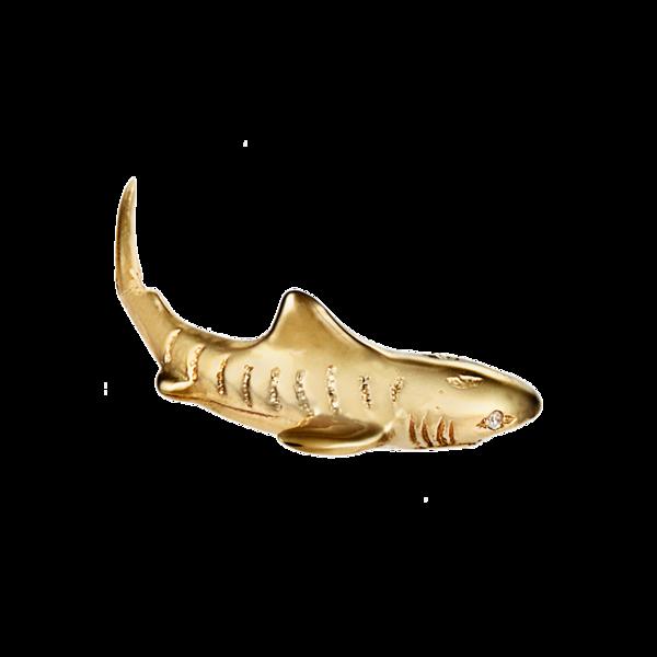 Manon Shark Pendant