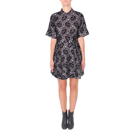 Rachel Comey Strata Velvet Lace Dress