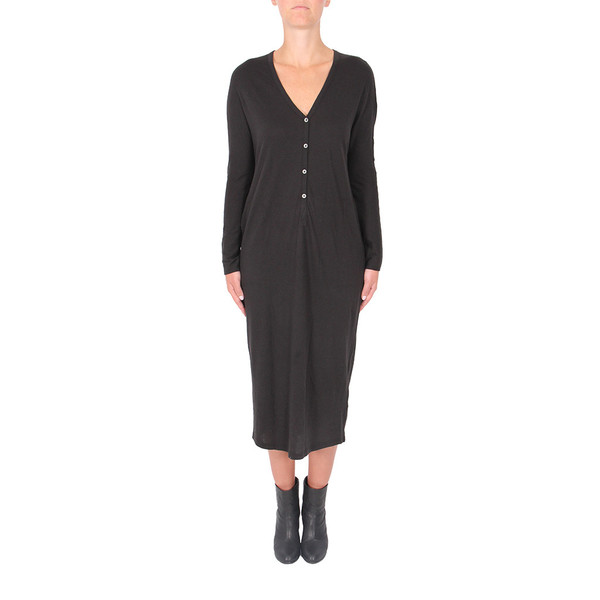 Raquel Allegra V-Neck Dress