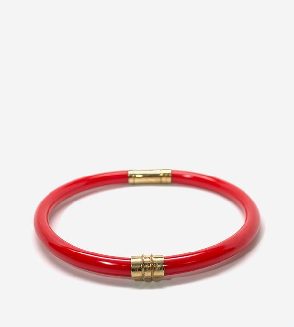 Luz Ortiz Ence Red Necklace