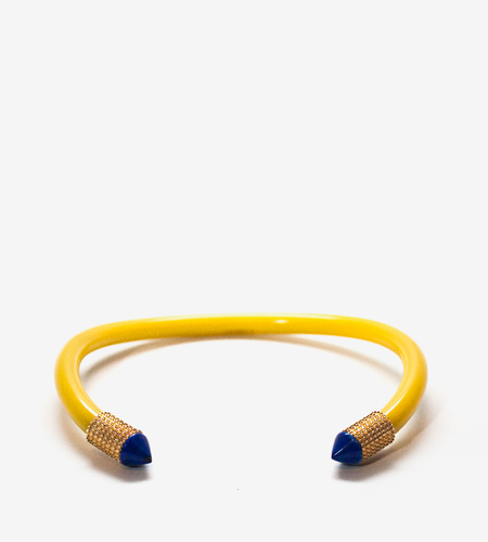 Luz Ortiz Hera Yellow Collar
