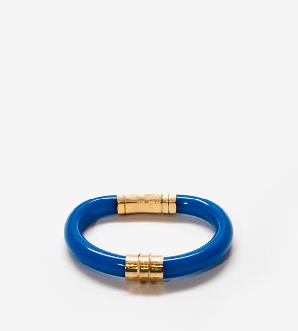 Luz Ortiz Ence Blue Bracelet