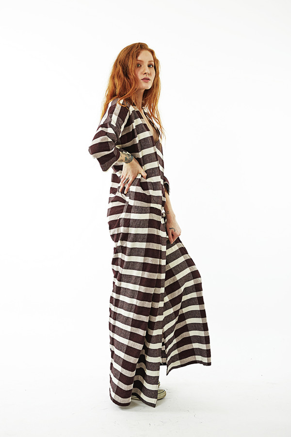 Humanoid Crispy Dress