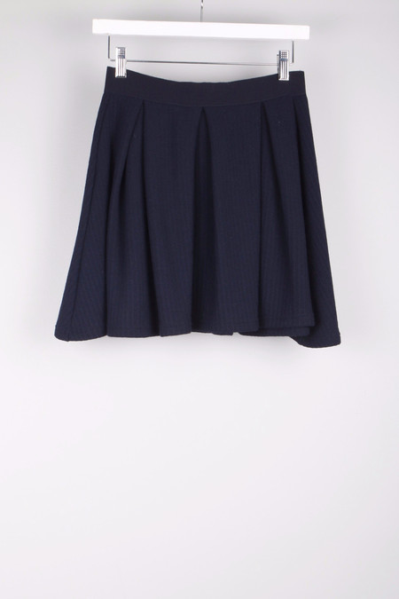 Maison Kitsune Fancy Ribbed Ballerina Skirt