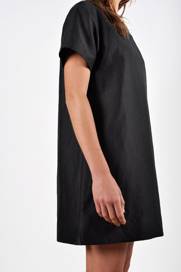 Waltz Drop Shoulder T-shirt Dress