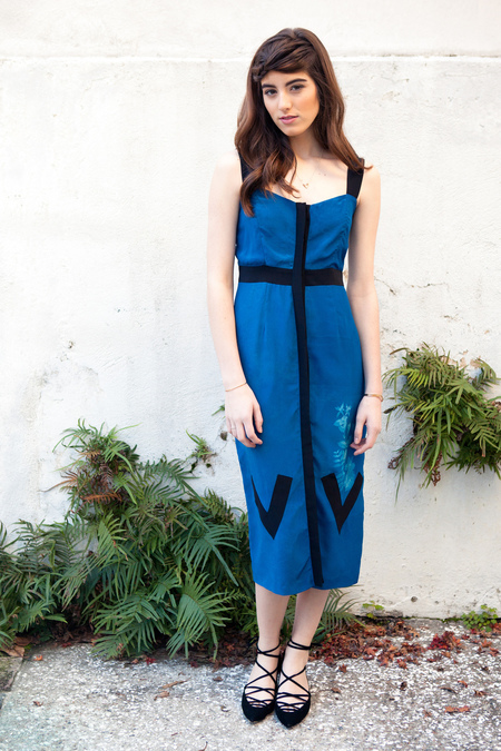 Plante Larkspur Dress