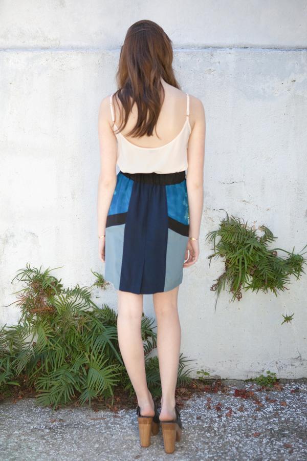 Plante Fleur Skirt