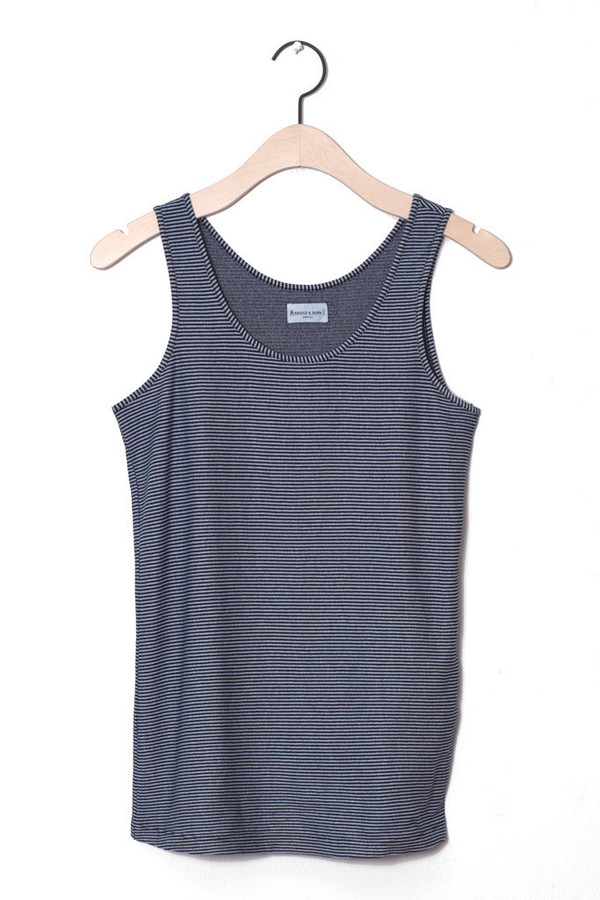 Bridge & Brun Stripe Tank