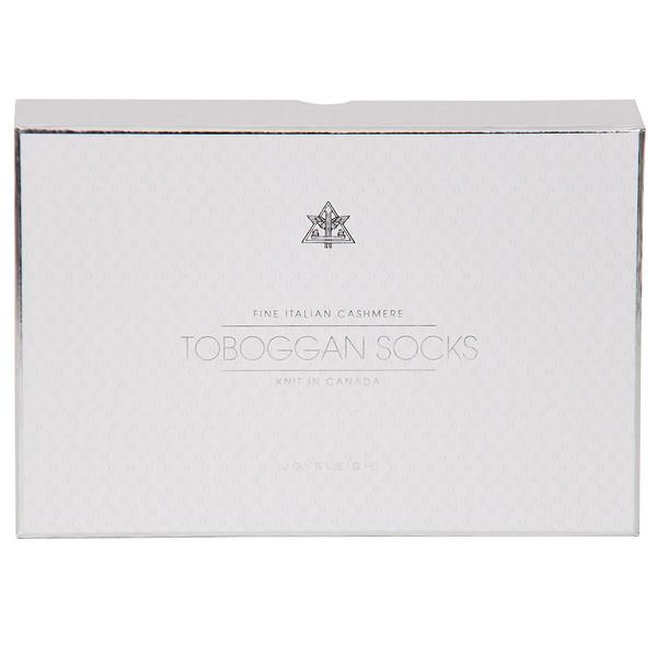 JOYSLEIGH TOBOGGAN SOCKS - BOX OF 3