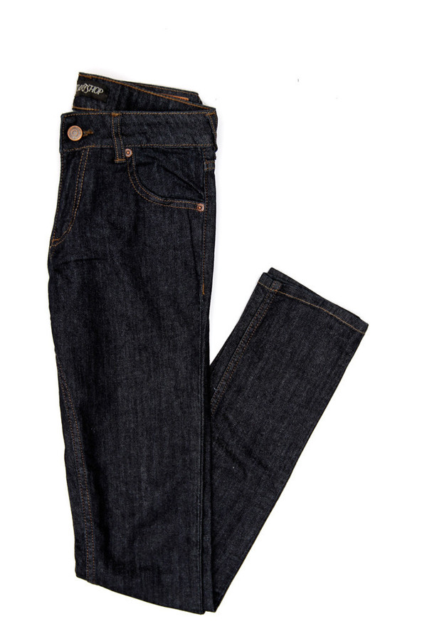 Courtshop Denim Mid Rise Skinny