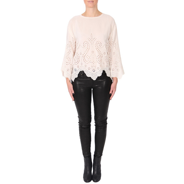 ULLA JOHNSON ALTHEA BLOUSE