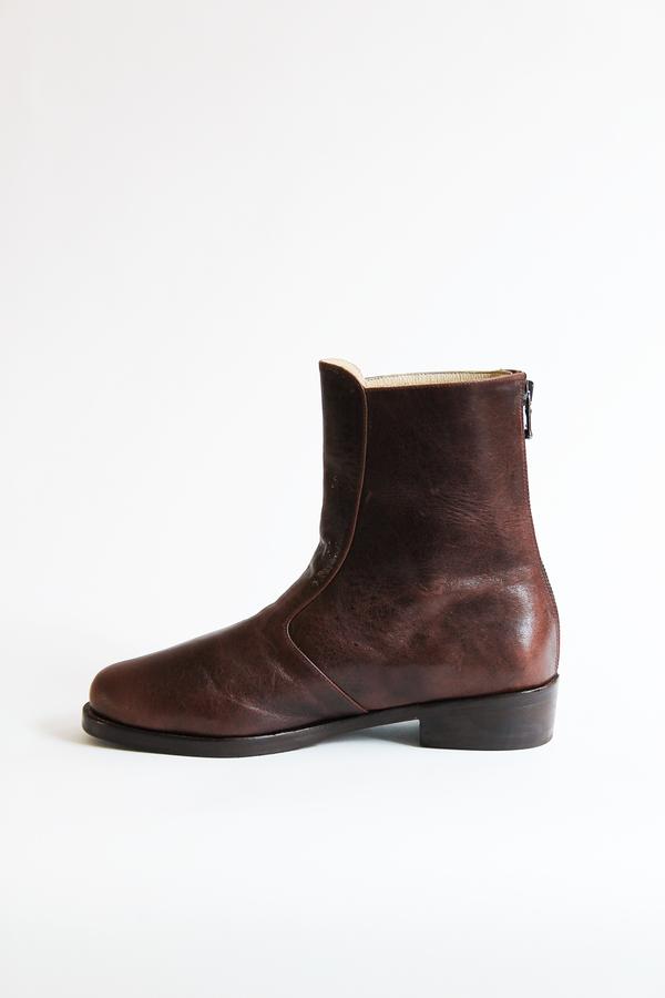KELLER tony boot brown