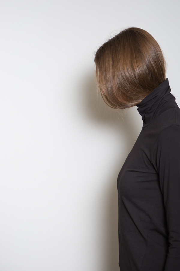Kowtow Building Block Turtle Neck Top