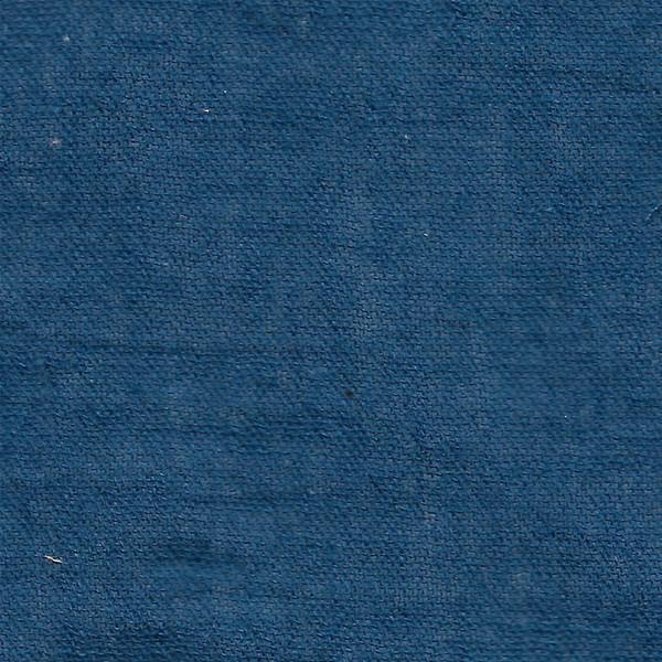 GRATITUDE COLLECTION Indigo Muse Top, Cotton Gauze