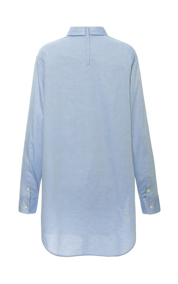 Thakoon Addition Layered Oxford Shirt