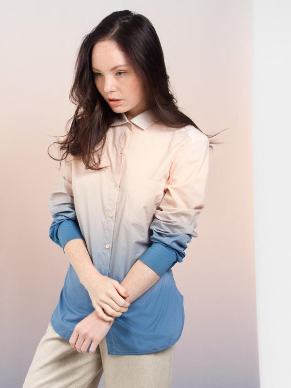 Calico x Swords-Smith x Print All Over Me Aurora Heaven Shirt