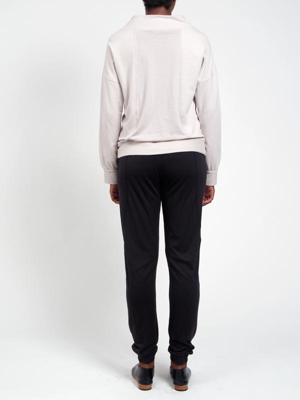Skin Boatneck Sweatshirt