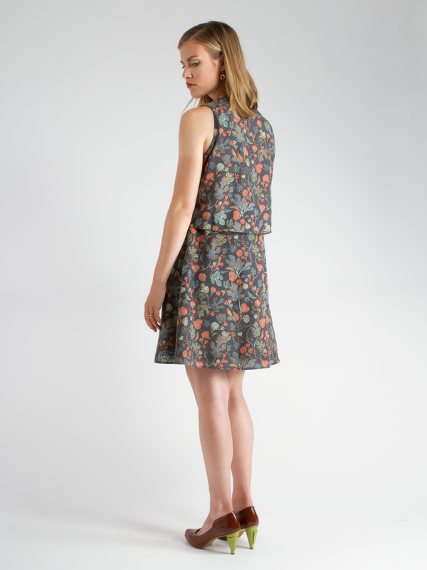 swords-smith Botany Dress