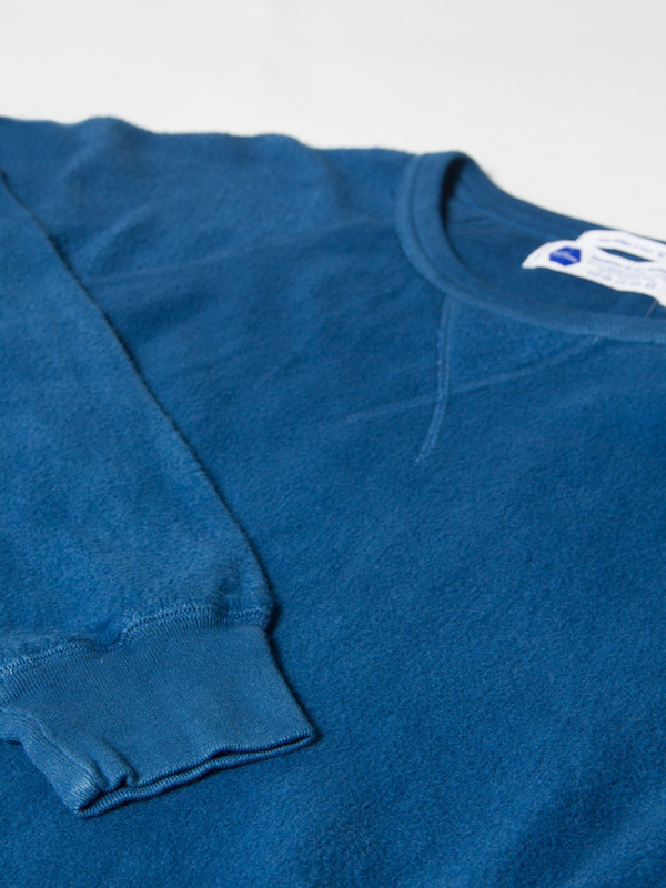 Industry of All Nations Clean Sweatshirt Indigo