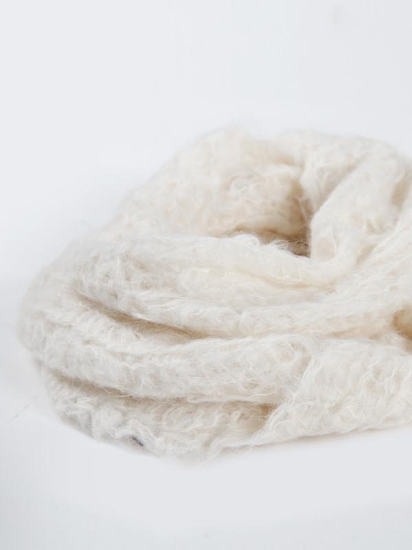 VOZ Infinity Scarf Ivory
