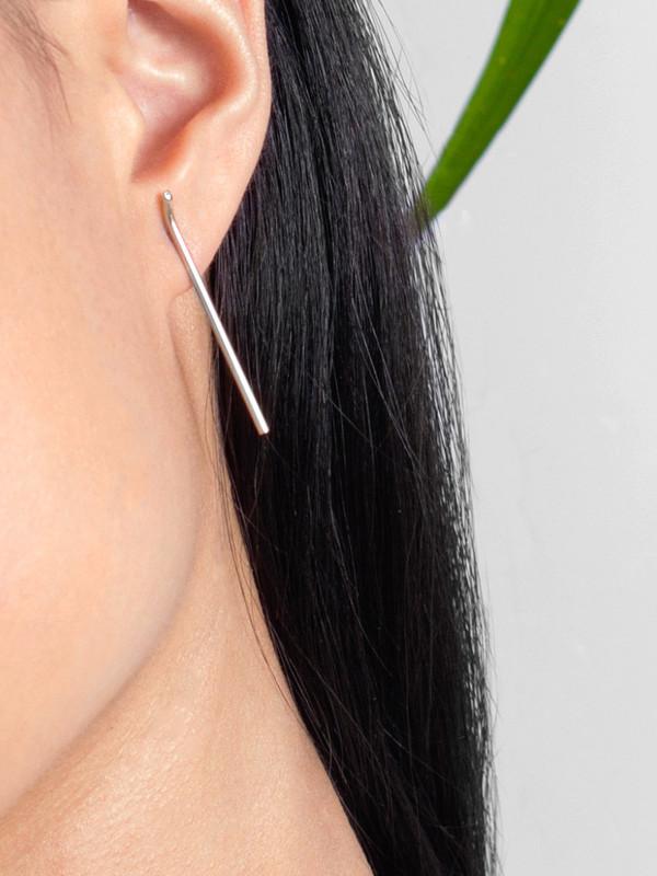 Still House Lero Earring Silver