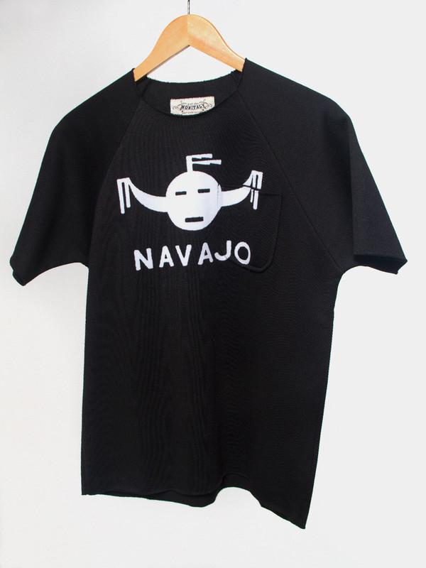Men's Monitaly Navajo Fleece Pullover