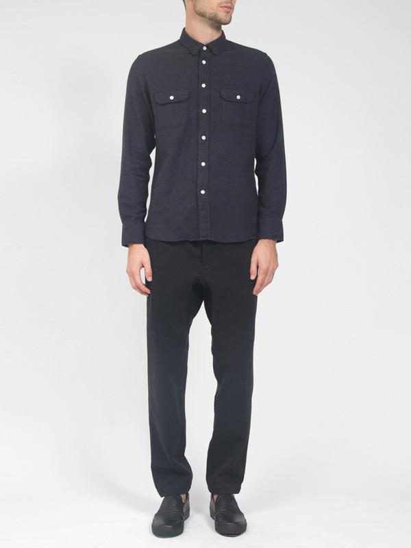 Men's La Paz Pacheco Shirt Dark Grey