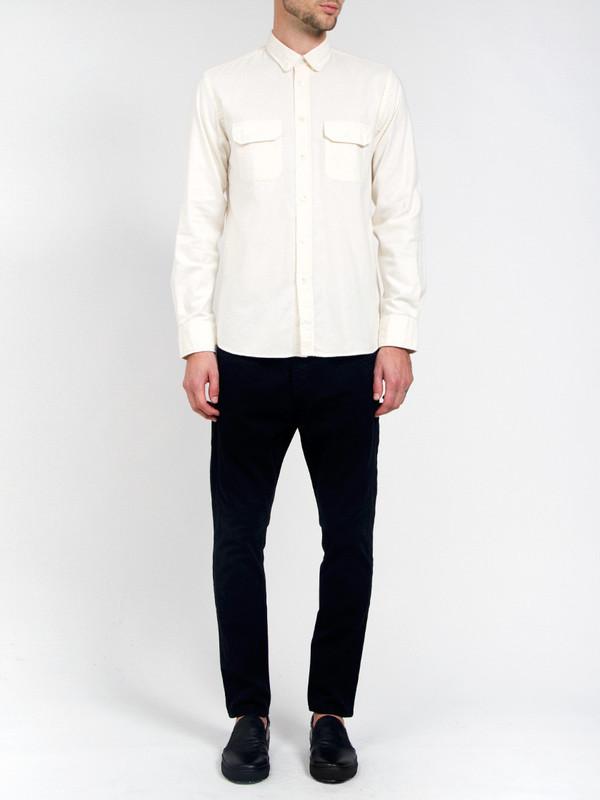Men's La Paz Pacheco Shirt Ecru