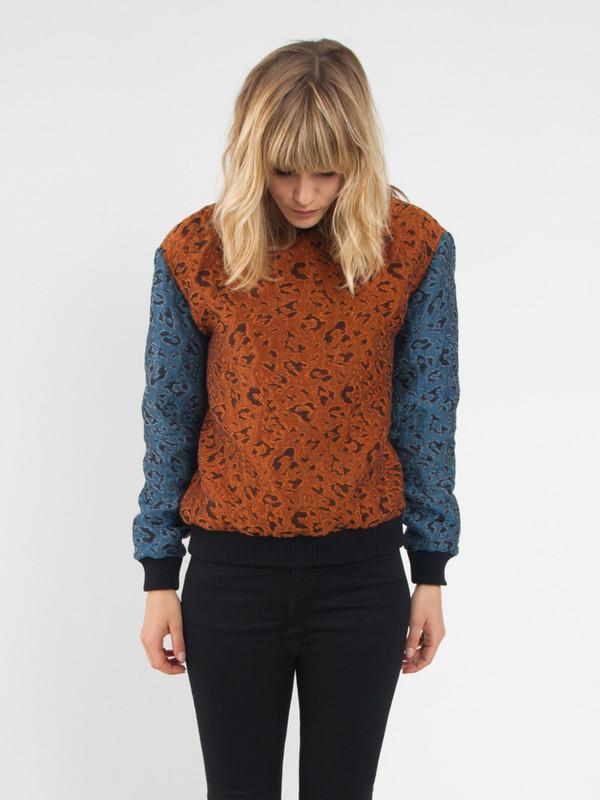 Saunder Sweatheart Pullover