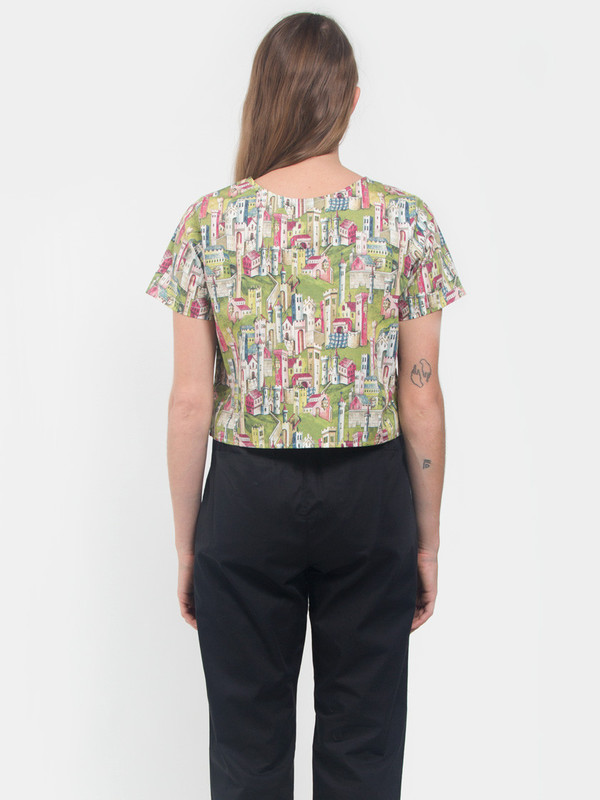 Samantha Pleet Tea Shirt