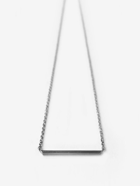Still House Vati Necklace Silver