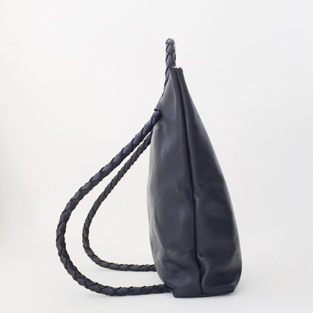 ARA Handbags - Black Backpack No. 1