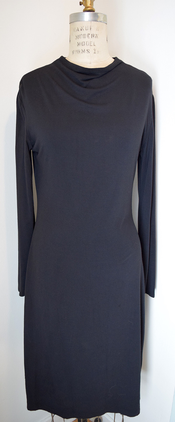 Lara Presber Mock Neck Dress