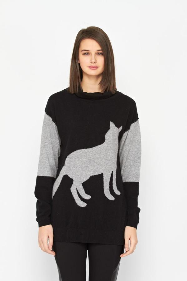 Melissa Nepton Fox sweater
