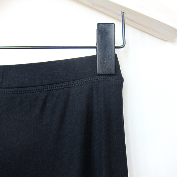 Organic by John Patrick tube skirt - black