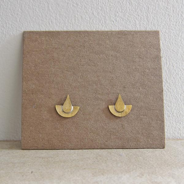 Intiq Gota earrings