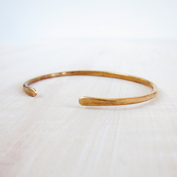 Christine Fail trace bangle
