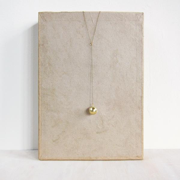 Laura Lombardi Rosemary locket
