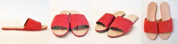 The Palatines Caelum Slide Sandal