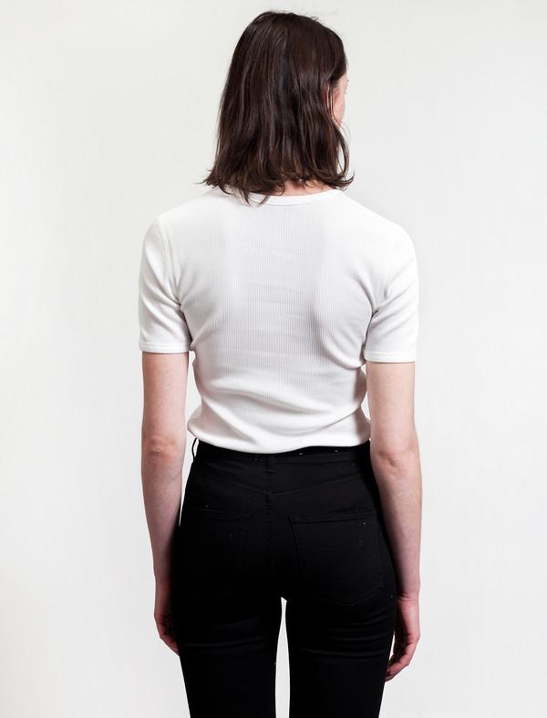 Acne Studios Calypsa Rib Off-White