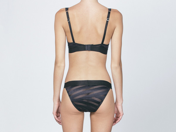 Lonely Lingerie - Amelie Underwire Bra