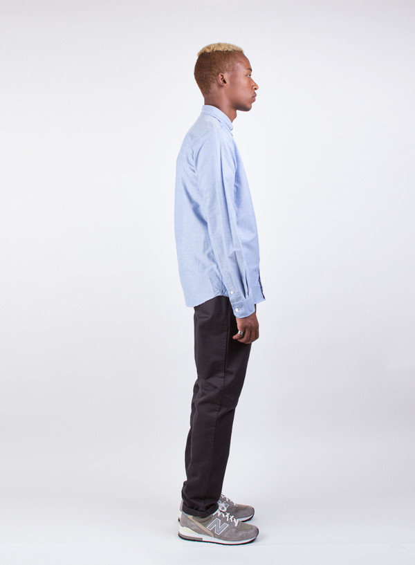 Men's Norse Projects Anton Oxford Navy