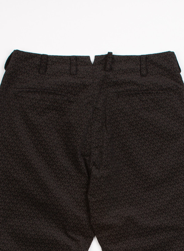 Men's Barena Marcon Trousers Carbone